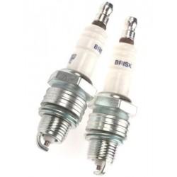 Свеча зажигания BRISK ВАЗ 2108-09 (карбюратор) платиновый электрод (4шт)