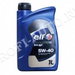 Масло Elf Evolution 900 NF 5w40 SL/CF A3/B4 (1л) синт.