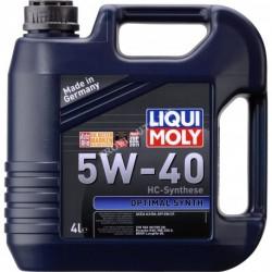 Масло LIQUI MOLY OPTIMAL HT SYNTH 5w30 SL/CF A3/B4 (4л) синт.