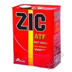 Масло ZIC Dexron ATF Multi (4л) синт.