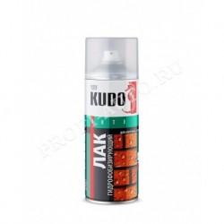 Лак гидрофобизирующий (для кирпича, бетона, камня) KUDO (520мл) Аэрозоль