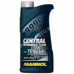 Жидкость гидравлическая Mannol Central Hydraulik Fluid - CHF (0,5л) синт. (Металл)