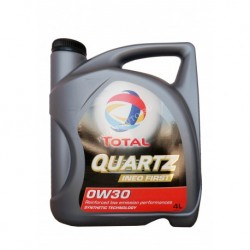 Масло Total QUARTZ INEO FIRST 0w30 C1/C2 ( 4л) синт.