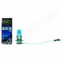 Лампа H3 12V/55W PK22s SCT Basic