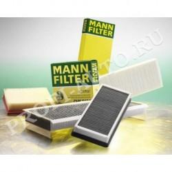 Фильтр салонный MANN CUK2862 (Audi A3/SKODA Octavia/VW Bora,Golf IV,Lupo,Polo) угольный