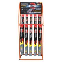 Щетка стеклоочистителя HITO гибридная 26/650мм (1шт)