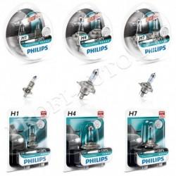 Лампа H27 12V/27W/1 PG13 PHILIPS прямой цоколь