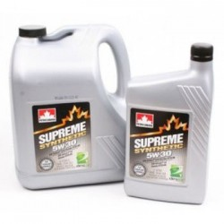 Масло Petro-Canada Supreme Synthetic 5w30 SN/RC 1л синт.
