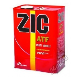 Масло ZIC Dexron ATF Multi HT 4л синт.