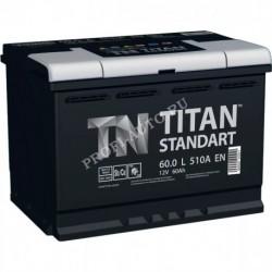 АКБ 6СТ- 60 TITAN Standart о/п 540А 0