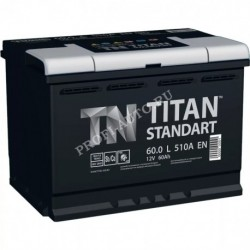 АКБ 6СТ- 60 TITAN Standart п/п 540А 1