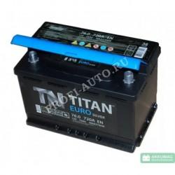 АКБ 6СТ-110 TITAN Euro Silver п/п 950А 1
