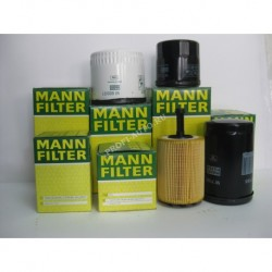 Фильтр масляный MANN HU8001X (Audi, Porsche, VW)