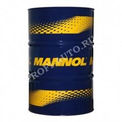 Масло Mannol TS-6 UHPD ECO 10w40 API CI-4 ACEA E4/E7 208л синт. для грузовых дизелей EURO IV, V SCR,EGR