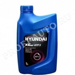 Масло HYUNDAI XTeer ATF III 1л синт.