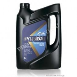 Масло HYUNDAI XTeer Diesel Ultra 5w40 SN/CF, A3/B4, C3, BMW LL-04 6л синт.