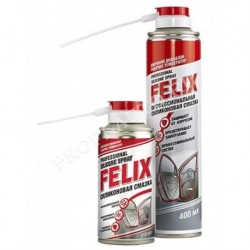 Смазка силиконовая FELIX (210мл) Аэрозоль