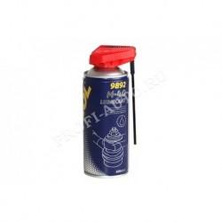 Смазка проникающая многофункциональная Mannol M-40 Lubricant (400мл) Аэрозоль Секрет в трубочке