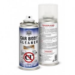 Очиститель кузова Антиреагент АГАТ SILVER LINE (520мл) Аэрозоль