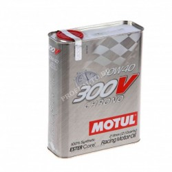 Масло Motul 300V Chrono 10w40 (2л) синт.