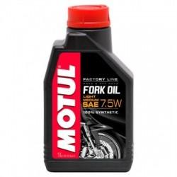 Масло Motul FORK OIL FL Light/Medium 7.5W (1л) синт. (для инверсивных телескопических и классических вилок)