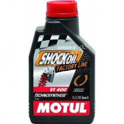 Масло Motul SHOCK OIL FL VI 400 (1л) п/синт (для центральных амортизаторов мотоциклов)